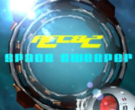 Space Sweeper Logo